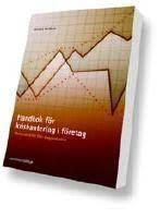 Handbok för krishantering i företag
