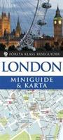 London miniguide & karta