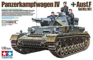 GERMAN TANK PZ.KPFW.IV