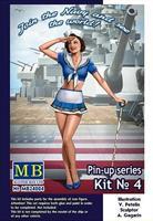 Pin-up series Kit No. 4 Suzie