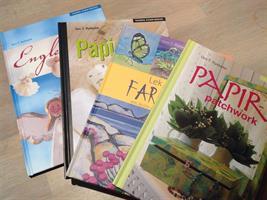 4 Hobbybøker