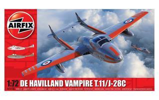 deHavilland Vampire T.11 / J-28C