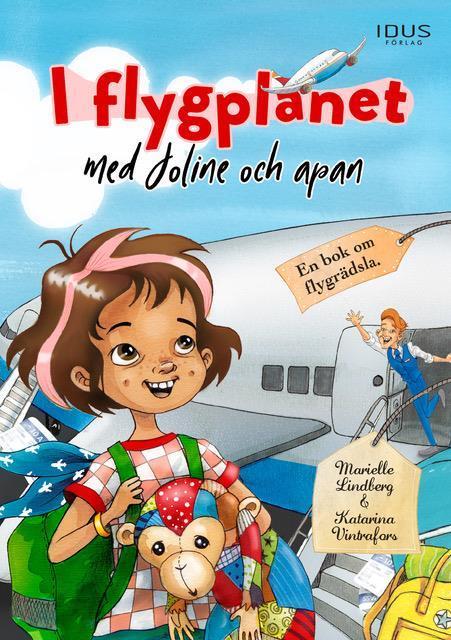 I flygplanet med Jolin och apan