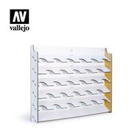 Wall Mounted Paint Display -  35/60ml