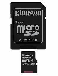 SD-MINNE HCM, 64GB, CL10, KINGSTON