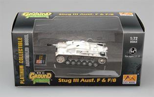 Stug III Ausf F Russia Winter 1942