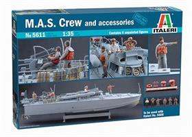 M.A.S. CREW and accessories