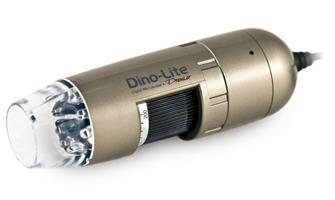 Dino-Lite AM4113T-FVW  1,3MP,20-70X & 200X,UV 400NM,valkoinen