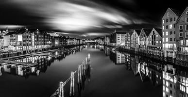 Aziz Nasuti-Trondheim from Bakke bridge