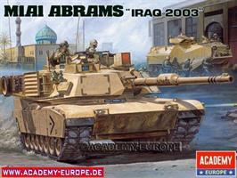 M1A1 Abrams Iraq 2003