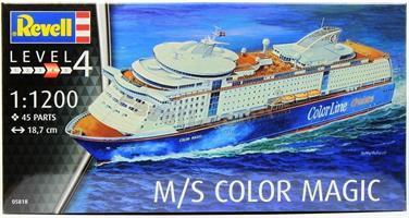 M/S Color Magic