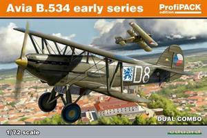 Avia B-534 early series Dual Combo Profi pack