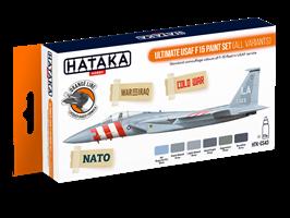 Ultimate USAF F15 paint set (all variants)