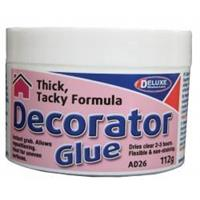 Decorator Glue. Lim for dekorasjoner.