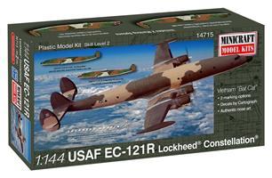 USAF EC-121R Vietnam Batcat