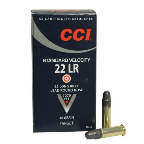 .22 CCI STANDARD (50)