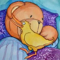 God natt Bamse!