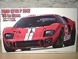 #3 Ford GT40 Mk II 66 LeMans