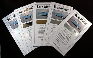 Bare Metal Foil. Ultra Bright Chrome