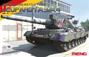 Leopard I German Main Battle Tank