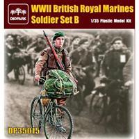 WWII British Royal Marines Soldier Set B