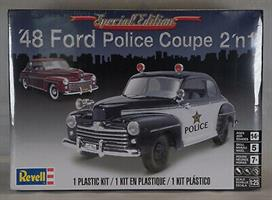'48 Ford Police Coupe 2 'n 1 Special Edition
