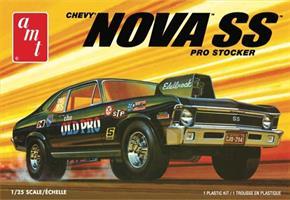 1972 Chevy Nova SS Pro Stocker