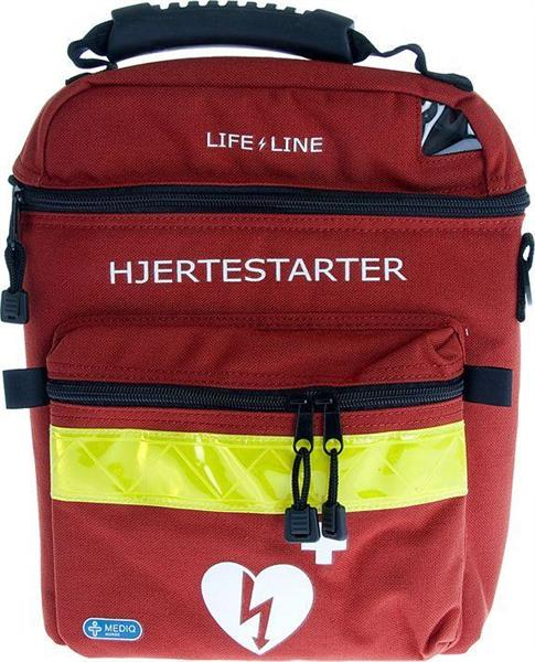 Bæreveske Lifeline hjertestarter
