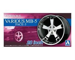 Fabulous Various MB-5 FACE-3 20inch
