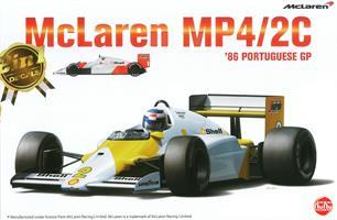McLaren MP4/2C '86 Portuguese GP