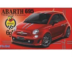 Abarth 695 Tribute to Ferrari