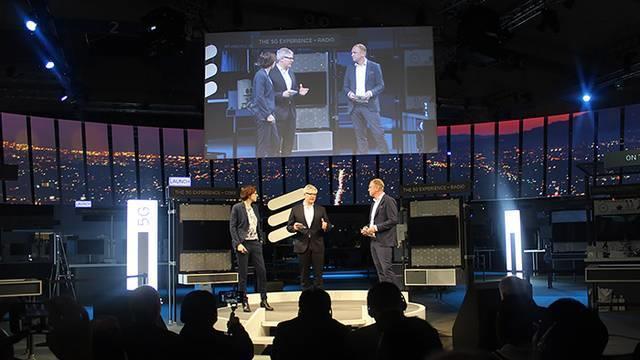 Scania och Ericsson i nytt samarbete