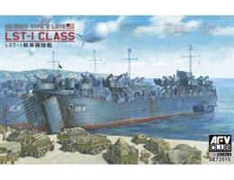 US NAVY TYPE 2 LSTs LST-1 CLASS