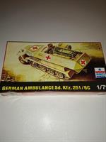 German Ambulance Sd. Kfz. 251/8c