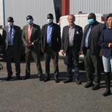 Delegation from Western Kenya, close to Rift Valley have visited Geneset Powerplants August 12th, 2021