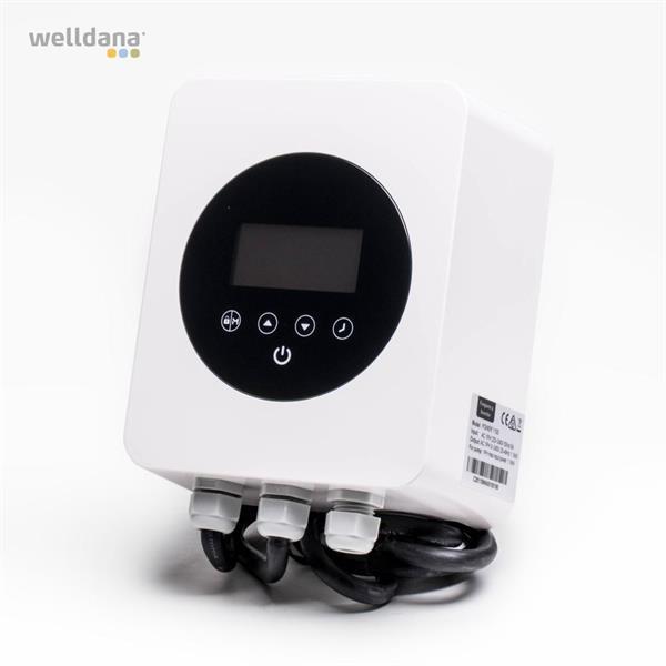 Frekvensomriktare för pumpar upp t 1,1 kW