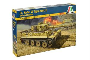 Pz. Kpfw. VI Tiger Ausf. E Early production