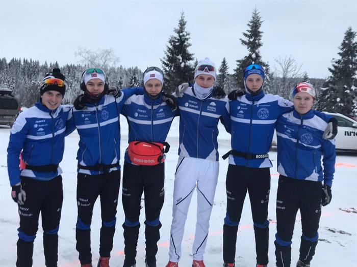 NM stafett - løpernes egen oppelvelse