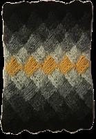 Paket Näverstickade muddar Grå/gul