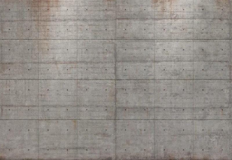 Komar fototapet Concrete Blocks