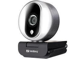 KAMERA, SANDBERG STREAMER WEB CAM PRO 1080P HD
