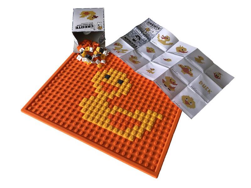 E1ANIMALEGGIS Eggisbox Duck