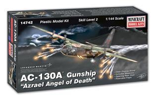 AC-130A Gunship Azrael Angel of Death