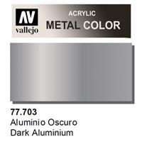 METAL COLOR 77.703 : Dark Aluminium
