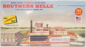 Southern Belle Stern-Wheel Powered River Boat