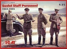 Soviet Staff Personnel 1943-1945