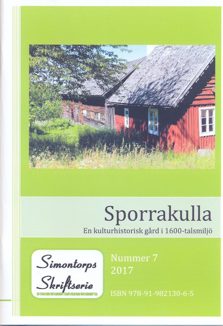 Omslag till Sporrakulla