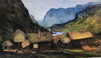 Kjell Thorjussen-Fjellgård