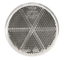 Reflex 60 mm rund självhäftande