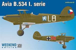 Avia B-534 I.serie, Weekend Edition